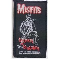 nášivka misfits